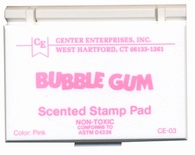 Scented Stamp Pad, Bubble Gum/Pink