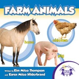 Farm Animals Read Along Book and MP3 Bundle
