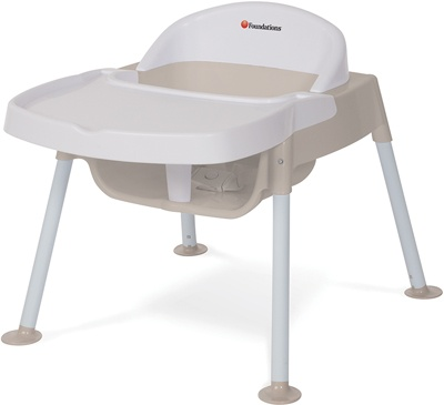 "Foundations® Secure Sitter Feeding Chair, 7"" Seat Height"