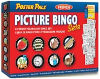 Picture Bingo Set, All 8 sets