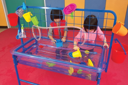 Water Play Activity Frame (FRAME ONLY-TABLE SOLD SEPARATELY)