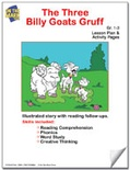 The Three Billy Goats Gruff Lesson Plan
