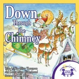 Down Through The Chimney Read Along Book and MP3 Bundle