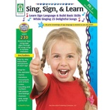 Sing, Sign, & Learn