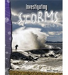 Science Readers: Earth and Space: Investigating Storms (Enhanced eBook)