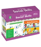 CenterSOLUTIONS® Social Skills File Folder Games