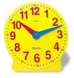 Big Time™ Learning Clock®, 12-Hour Demonstration Clock