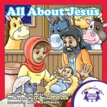 All About Jesus Read Along Book and MP3 Bundle