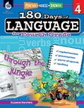 180 Days of Language for Fourth Grade