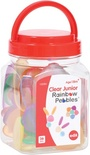 Junior Rainbow Pebbles®, Translucent