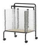 Spring Loaded Paint Drying Rack - Value Priced