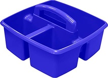 Classroom Caddy, Blue, Small