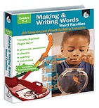 Making & Writing Words: Word Families Grades 2-4