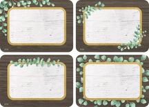 Eucalyptus Name Tags/Labels