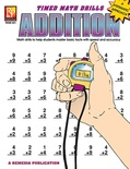 Timed Math Drills, Addition