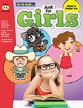 Just for Girls Reading Comprehension Gr. 1-3 Algined to Common Core (Enhanced eBook)