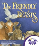 The Friendly Beasts Read Along Book and MP3 Bundle