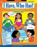 I Have, Who Has? Language Arts: Grades 1-2