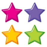 Gumdrop Stars Classic Accents® Variety Pack