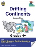 Earth Science - Drifting Continents e-lesson plan