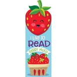 I Like to Read BERRY Much Scent-sational Bookmarks (Strawberry)