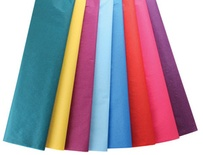 Non-Bleeding Tissue Paper Assortment, Pastel Colors, 144 sheets