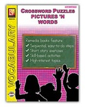 Crossword Puzzles: Pictures 'N Words (Enhanced eBook)