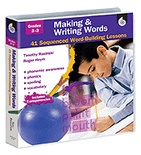 Making & Writing Words Grades 2-3 (Enhanced eBook)