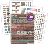 Home Sweet Classroom Lesson Planner