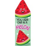 You are One in a MELON Scent-sational Bookmarks (Watermelon)