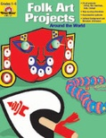 Folk Art Projects, Around the World (Enhanced eBook)