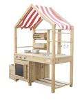 Outdoor Deluxe Mud Kitchen
