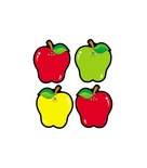 Apples Assorted Colorful Cut-Outs®