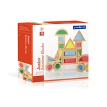 Jr. Rainbow Blocks, 20-piece set