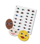 Eyeball Stickers, Large, Pack of 150