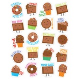 Chocolate Scented Stickers