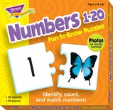 Fun-to-Know® Puzzles, Numbers