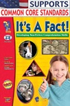 It's A Fact! Non-Fiction Reading Comprehension (Grades 4-6)