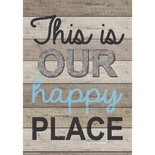 Home Sweet Classroom This is Our Happy Place Poster