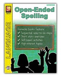 Open-Ended Spelling (Enhanced eBook)