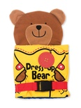 Dress-Up Bear Cloth book