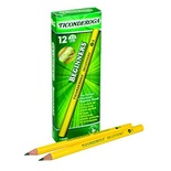 Ticonderoga® Beginner Pencil, Without Eraser
