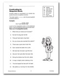 Proofreading Practice: Unit 3