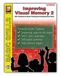 Improving Visual Memory 2 (Grades 5-6) (Enhanced eBook)