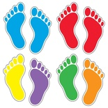 Footprints Classic Accents® Variety Pack