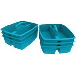 Classroom Caddy, Teal, Large