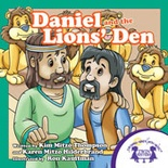 Daniel and the Lions Den Read Along Book and MP3 Bundle