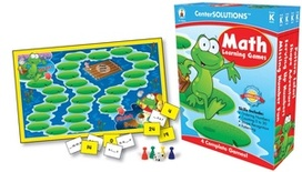 CenterSOLUTIONS™: Math Learning Game, Grade K