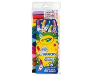Crayola® Pip-Squeaks™ Washable Markers, Broad Line
