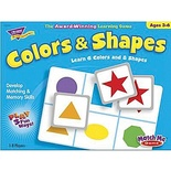 Colors & Shapes Match Me® Game